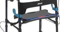 Replacement Seat for Clever-Lite Walker 10230 Drive Medical 10230SN