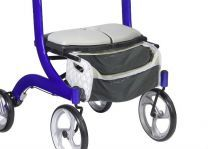 Tote Bag for Blue Nitro DLX Walker Rollator 1026610HSG