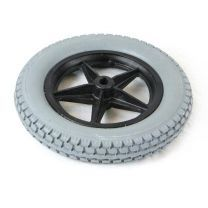 """Foam-Filled Drive Wheel Assembly for Invacare Power Chairs 1064177 12-1/2""""x2-1/4"""""""