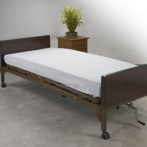 """Drive Medical Hospital Bed Fitted Sheets, 36"""" X 80"""" X 5"""" - 6"""""""