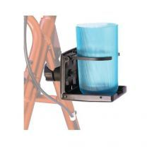 Deluxe Cup Holder for Rollator or Walker by Nova CH-1000