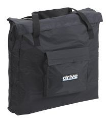"Carry Bag for Rollator Walkers | 33.5"" x 28.5"" x 7.25"" by Drive Medcial"