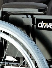 Cougar Wheelchair Armrest T Frame STDS2A4301