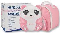 Pink Panda Bear Nebulizer Compressor by Medquip