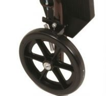 """8"""" Front or Rear Wheel for Probasics Rollator, PB133CAST"""