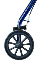 """6"""" Front or Rear Wheel for Probasics Rollator, PB124CAST"""