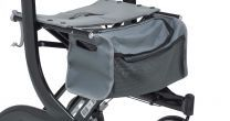 New Style Black Tote Bag for Nitro Rollator Walker by Drive Medical