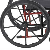 Rear Wheel for Rebel Wheelchair Drive Medical RTLREB-06