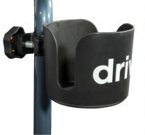Cup Holder For Walkers and Wheelchairs by Drive Medical | Universal