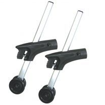 Anti Tippers with Wheels for Cougar by Drive Medical