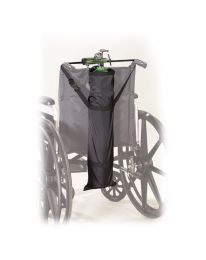 Wheelchair Carry Pouch for Oxygen Cylinders by Drive Medical