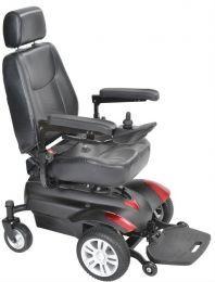 Titan Complete Seat Assy. 18X16X18 Drive Medical TITAN-31