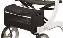 Old Style Tote Bag for White Nitro Rollator Walker by Drive Medical