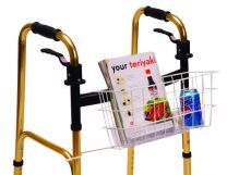 Universal Walker Basket and Tray W1614