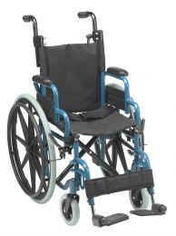 Wallaby Pediatric Wheelchair WB1200-2GFR Replacement Harness Drive Medical STDS850-PB-JR