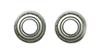 DV8 Aluminum Steerable Knee Walker Crutch Alternative Wheel Bearings (Pair) 9503H79021