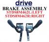 Wheel Brake Lock Right for Drive Cruiser 5-Series Wheelchairs STDS8M462R
